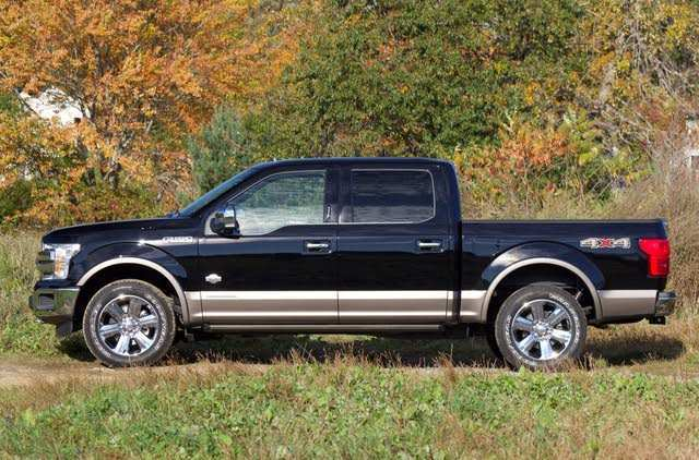82 The Best 2019 Ford 150 Exterior And Interior