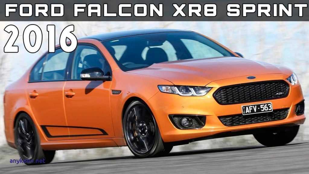 82 The Best 2019 Ford Falcon Xr8 Gt Release