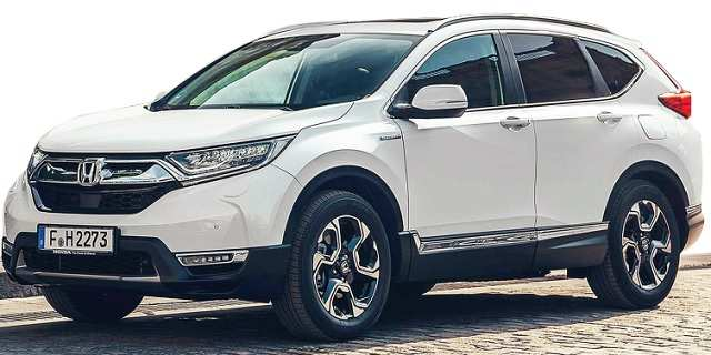 82 The Best 2019 Honda CR V Review And Release Date