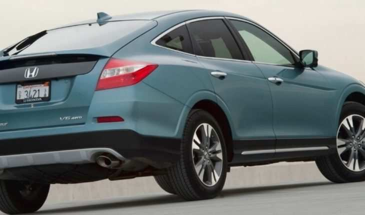 82 The Best 2019 Honda Crosstour Release Date