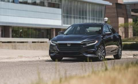 82 The Best 2019 Honda Insight First Drive