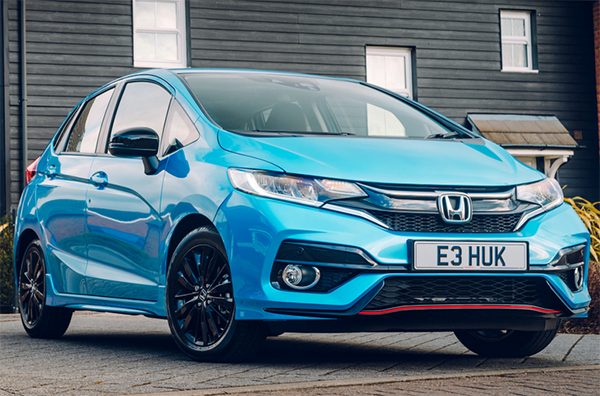 82 The Best 2019 Honda Jazz Redesign And Concept