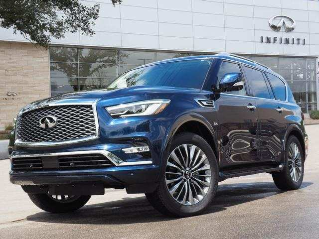 82 The Best 2019 Infiniti QX80 Exterior and Interior