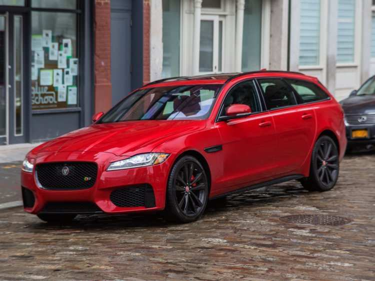 82 The Best 2019 Jaguar Station Wagon Spesification