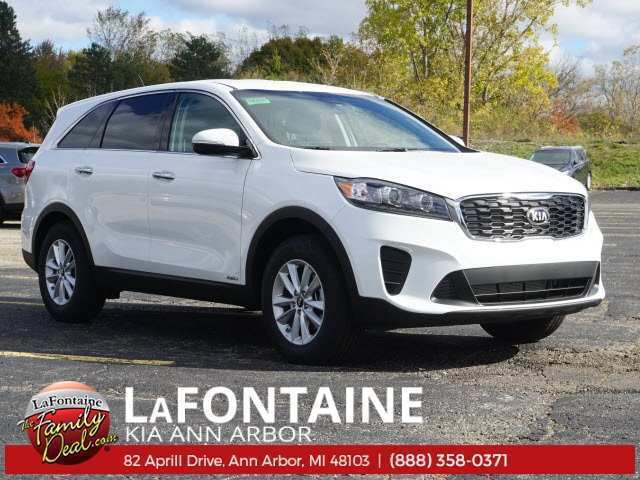 82 The Best 2019 Kia Sorento Trim Levels Release Date