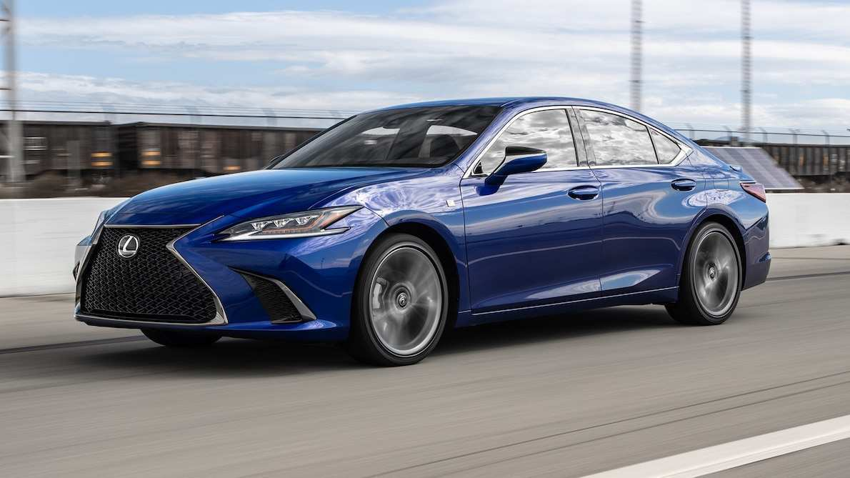 82 The Best 2019 Lexus Es 350 Awd Configurations