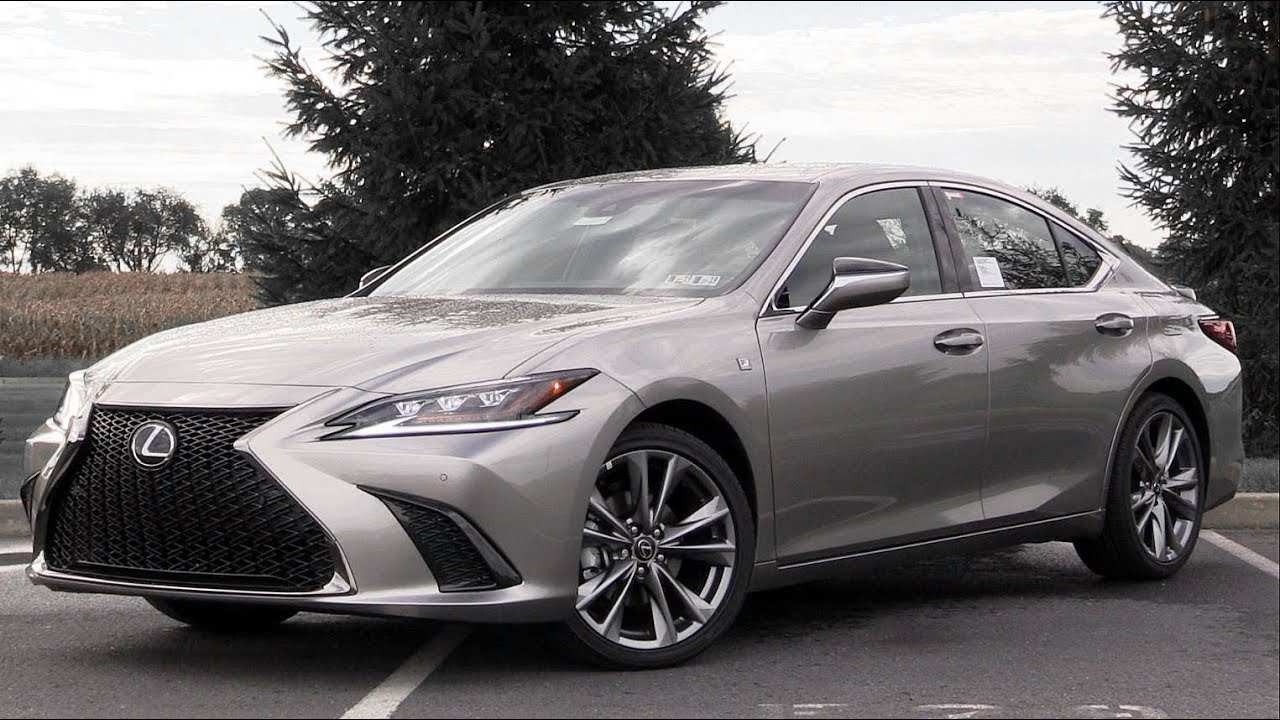 82 The Best 2019 Lexus Es 350 F Sport New Model And Performance