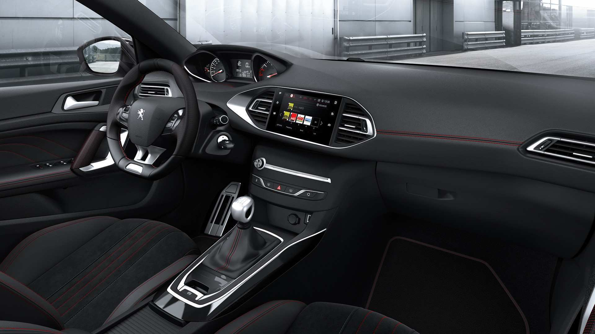 82 The Best 2019 Peugeot 308 Redesign