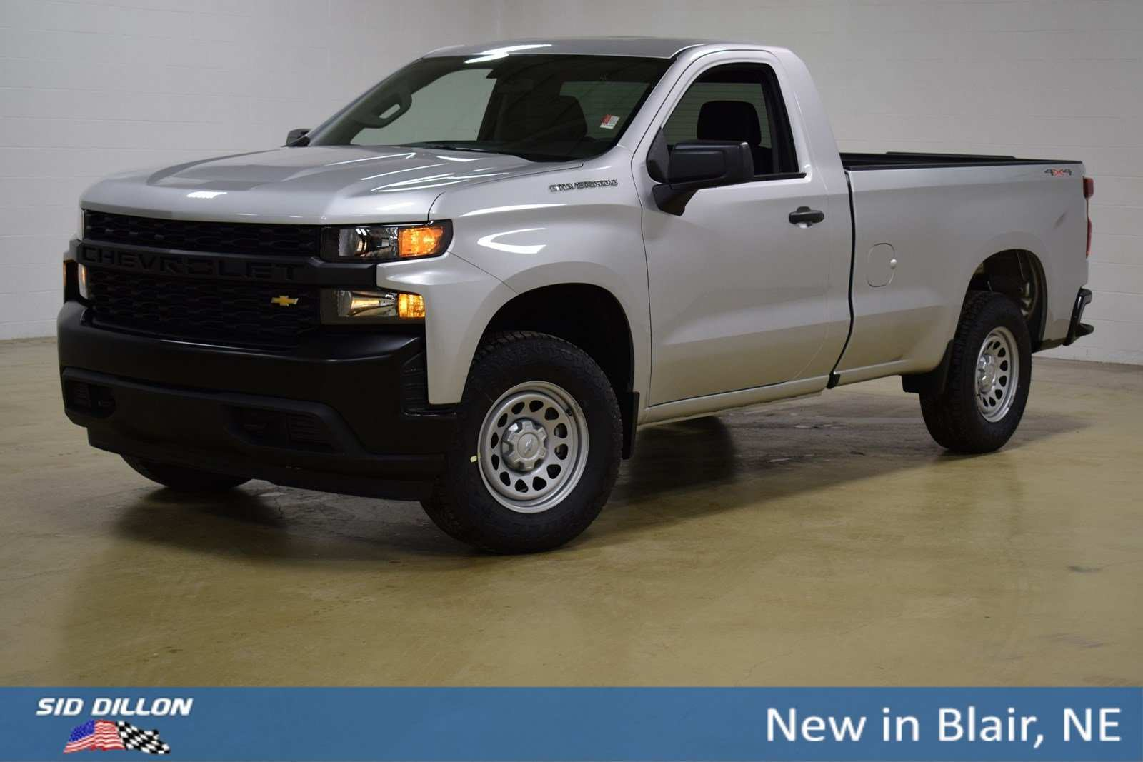 82 The Best 2019 Silverado 1500 First Drive