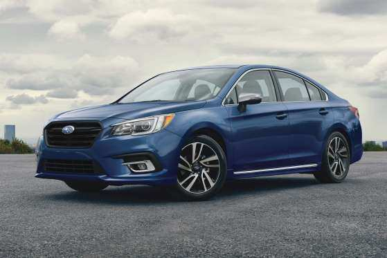 82 The Best 2019 Subaru Legacy Spesification