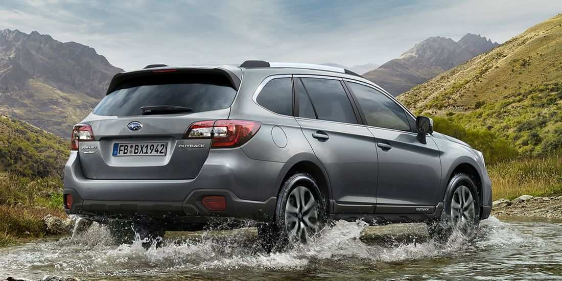 82 The Best 2019 Subaru Outback History