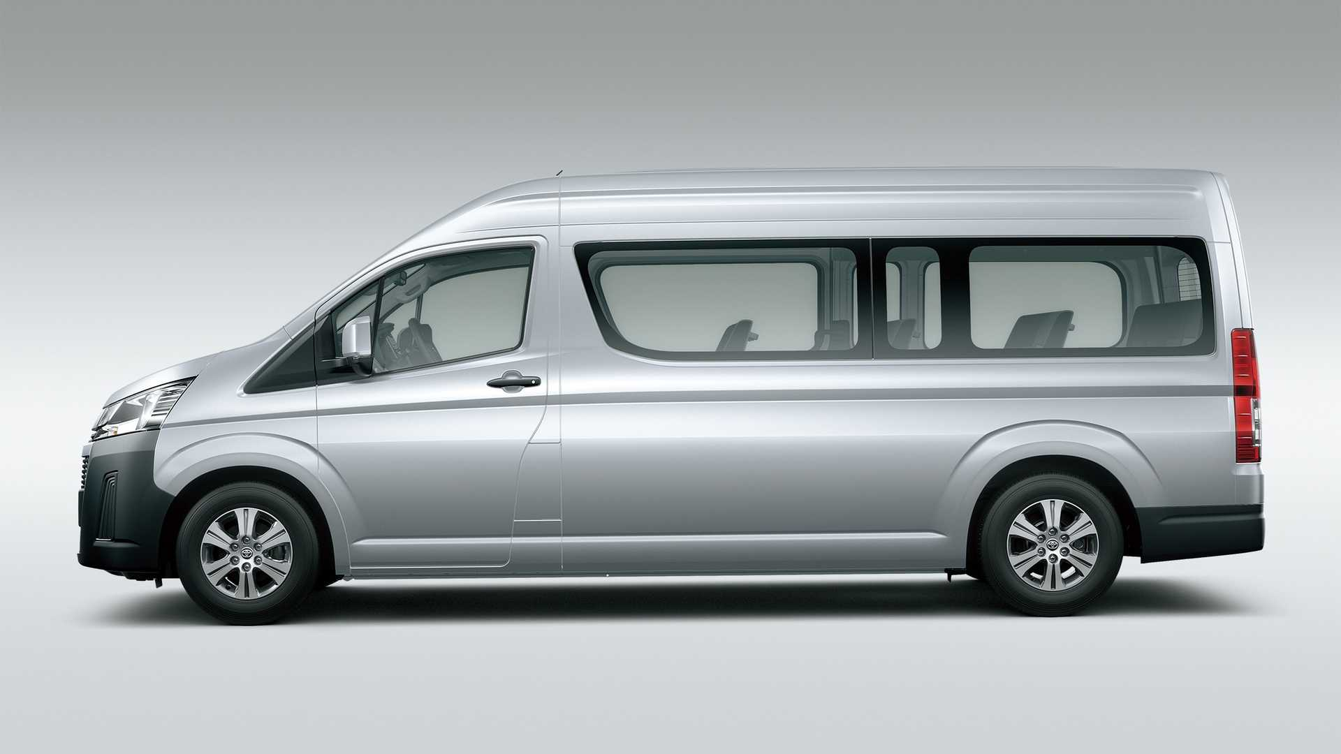 82 The Best 2019 Toyota Hiace Pictures