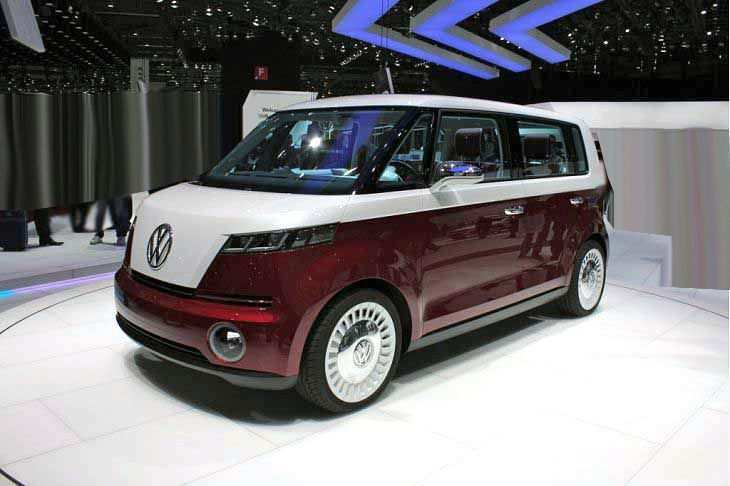 82 The Best 2019 Volkswagen Bus Release Date And Concept