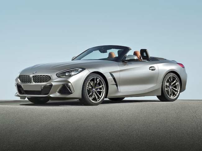 82 The Best 2020 BMW Z4 Concept And Review