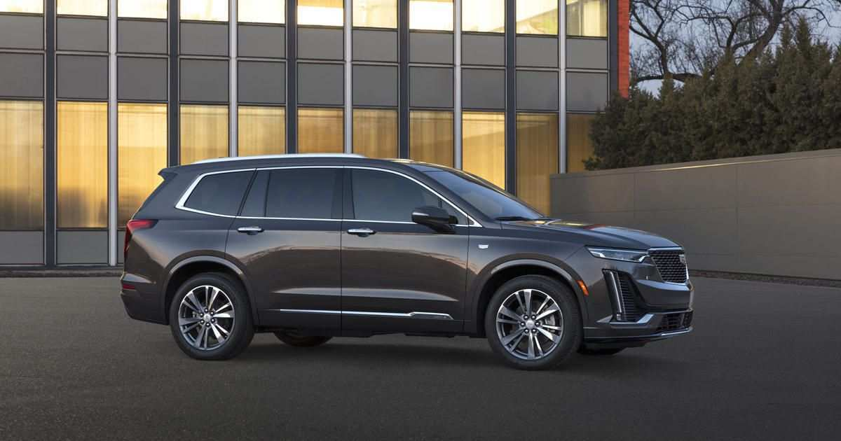 82 The Best 2020 Cadillac Xt6 Interior Price And Review