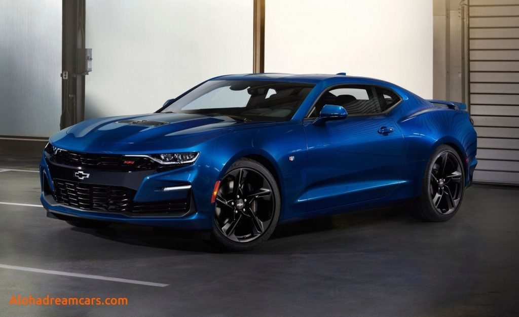 82 The Best 2020 Chevy Camaro Competition Arrival Picture