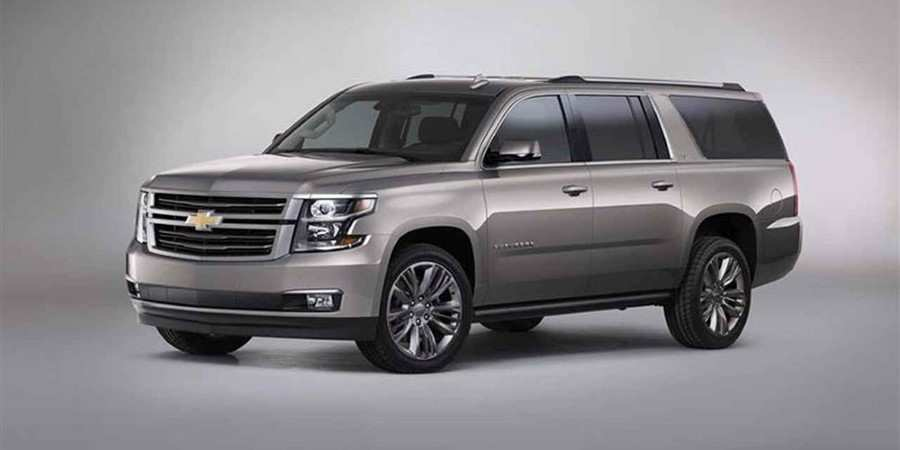 82 The Best 2020 Chevy Suburban First Drive