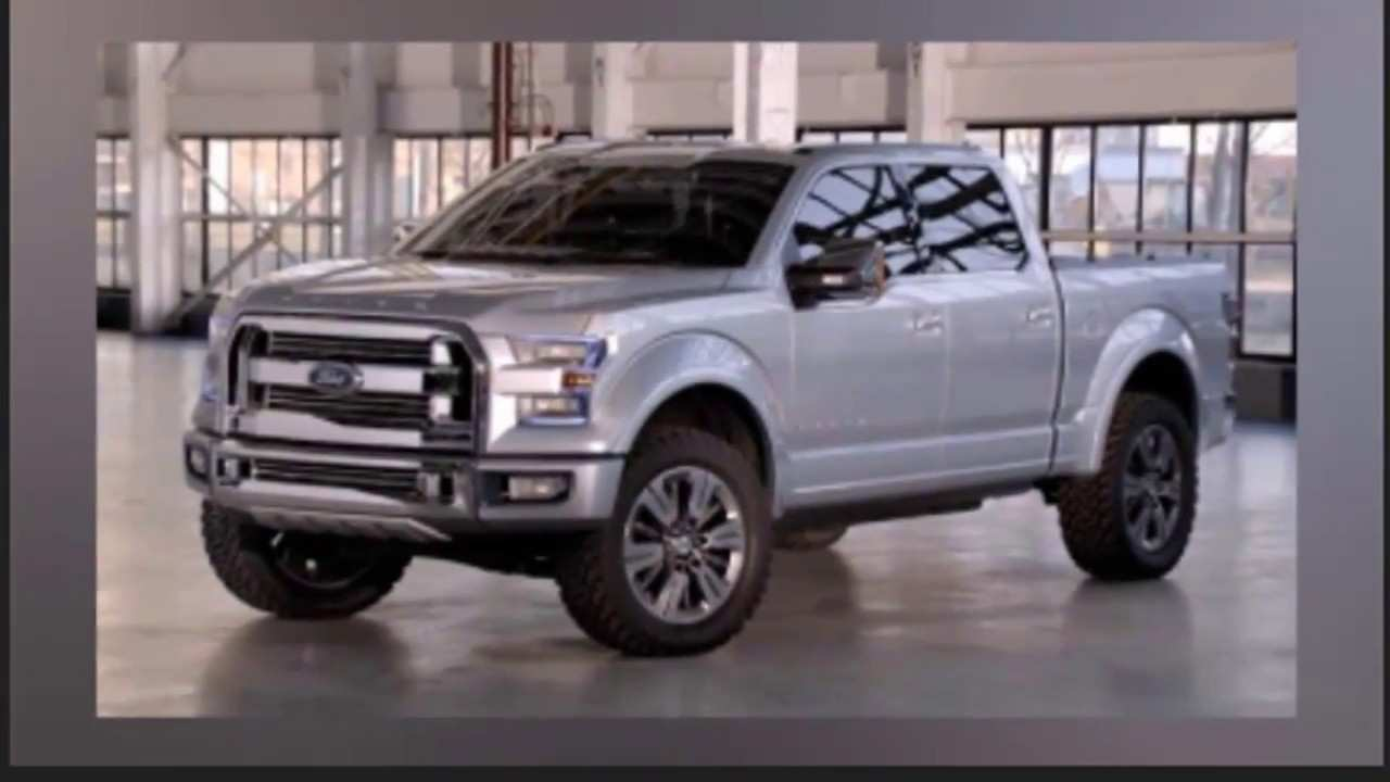82 The Best 2020 Ford Atlas Redesign And Concept