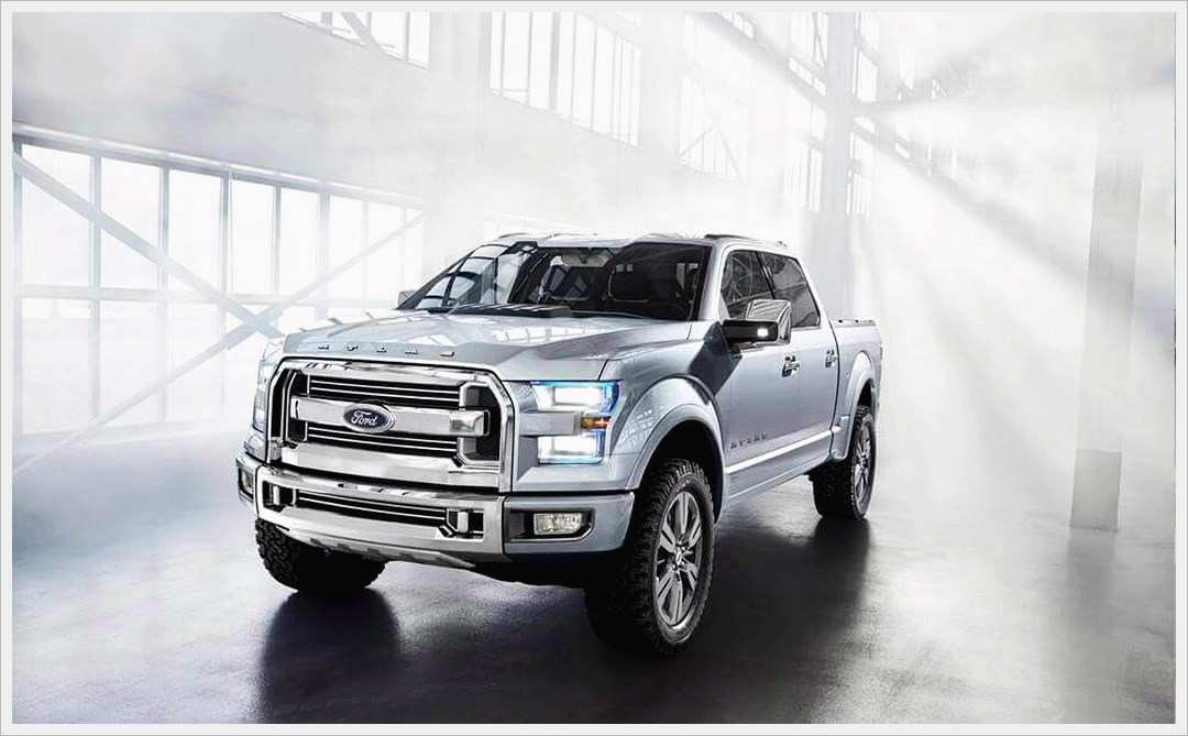 82 The Best 2020 Ford Atlas Redesign And Review