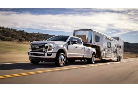 82 The Best 2020 Ford F250 Diesel Rumored Announced Exterior And Interior