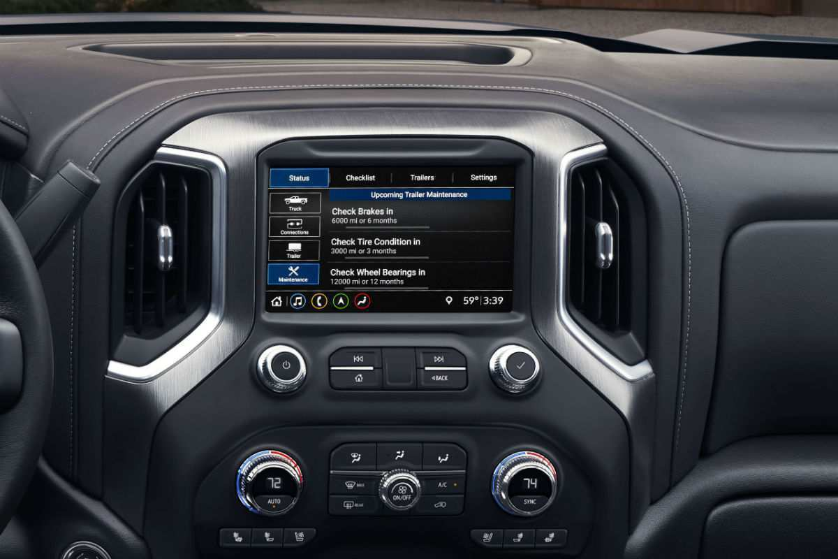 82 The Best 2020 GMC 2500Hd Heads Up Display Engine