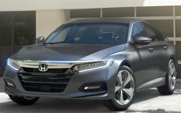 82 The Best 2020 Honda Accord Spirior Release Date And Concept