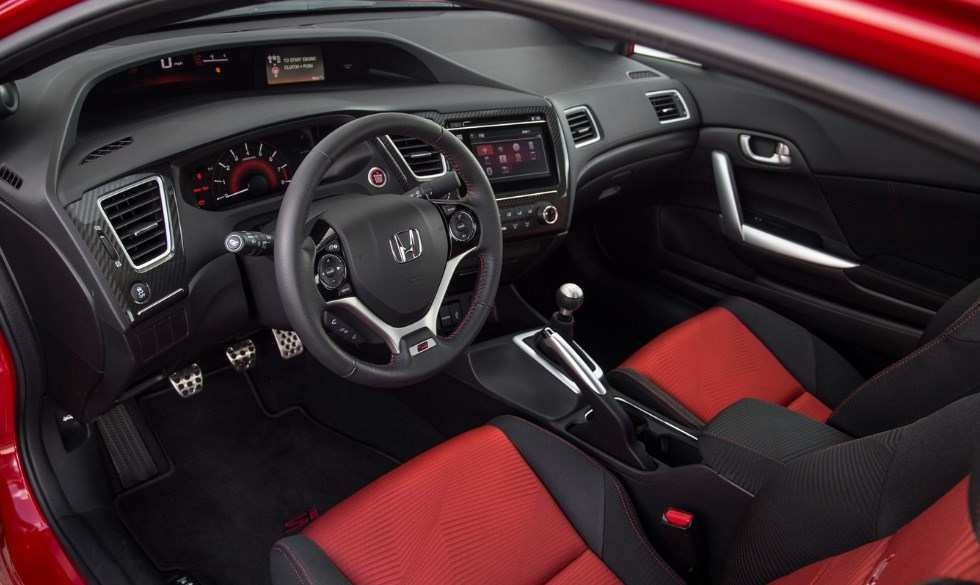 82 The Best 2020 Honda Civic Si First Drive