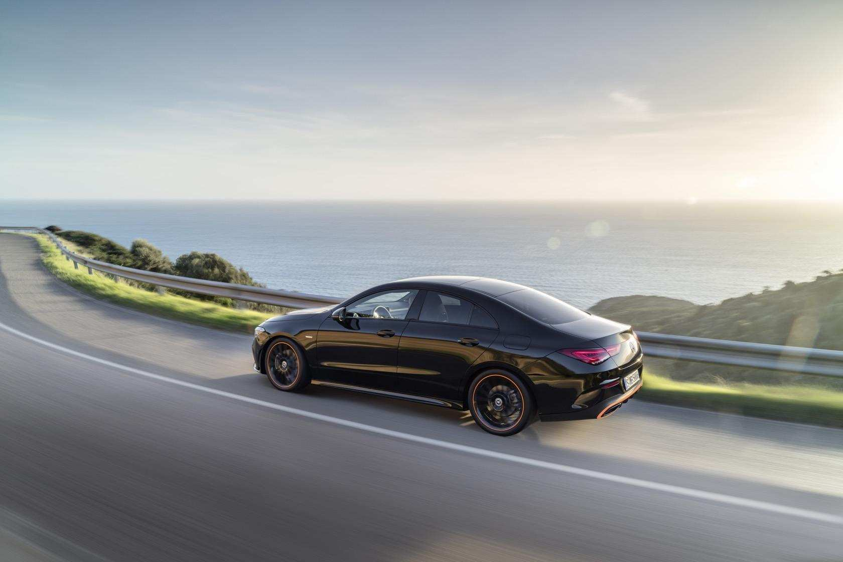 82 The Best 2020 Mercedes CLA 250 Concept And Review