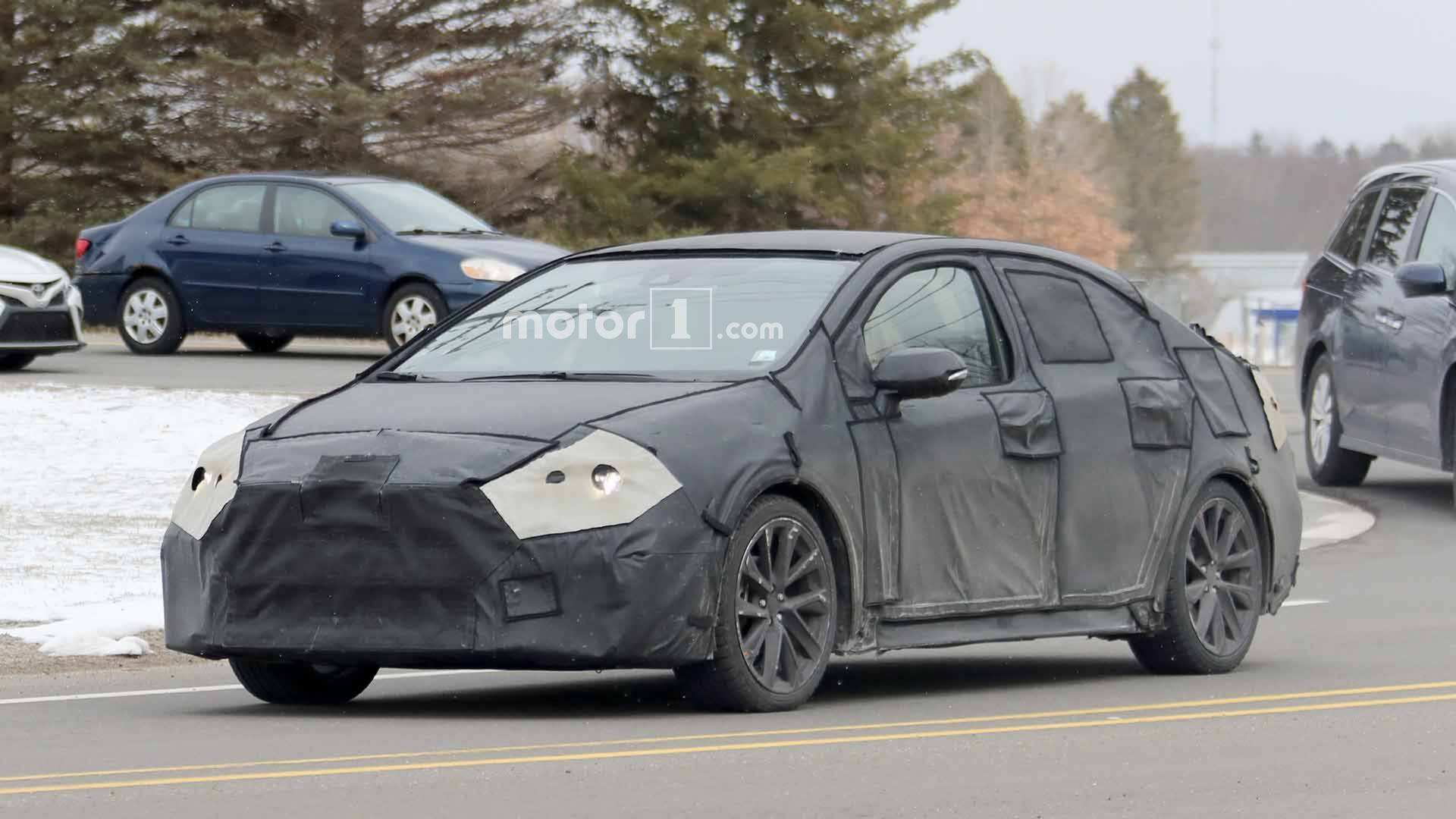 82 The Best 2020 New Toyota Avensis Spy Shots Release