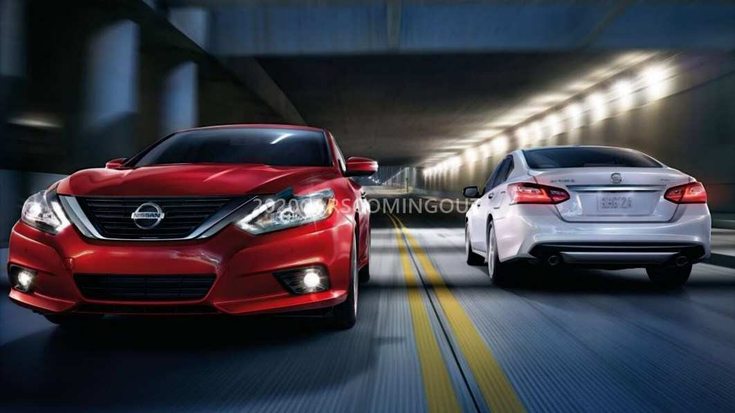 82 The Best 2020 Nissan Altima Coupe Performance