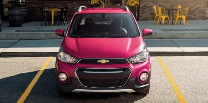82 The Best Chevrolet Spark Gt 2020 New Concept