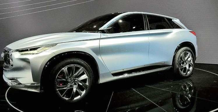 82 The Best Infiniti Qx60 New Model 2020 Release Date And Concept