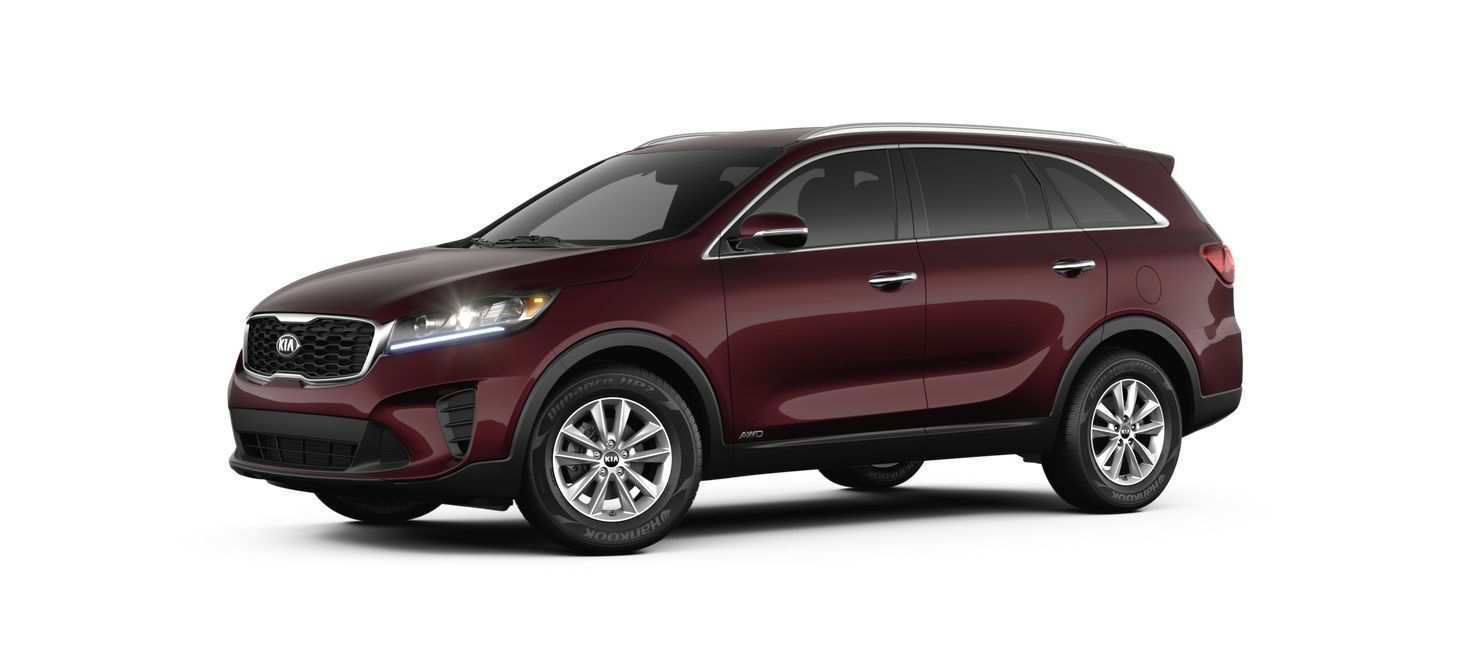 82 The Best Kia Sorento 2019 Video Concept And Review
