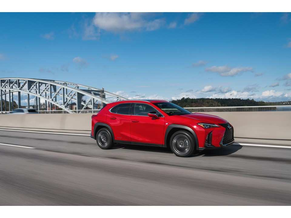 82 The Best Lexus Ux 2019 Price Release