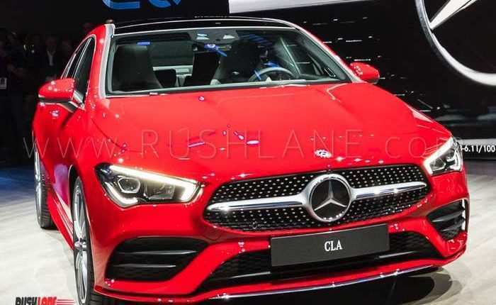 82 The Best Mercedes Cla 2019 Release Date Price And Release Date