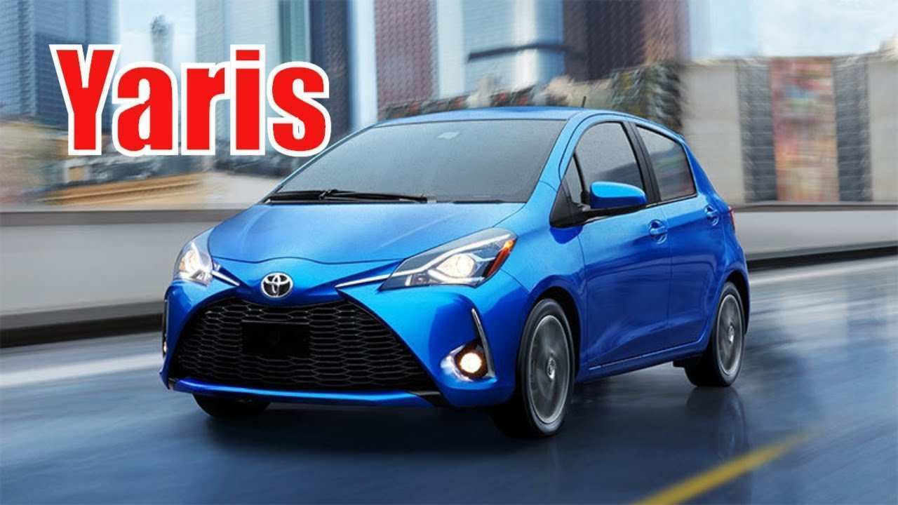 82 The Best Toyota Yaris Adventure 2020 Performance And New Engine