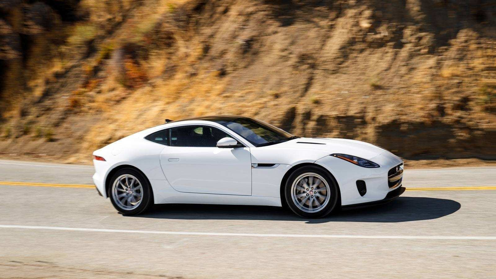 82 The Jaguar F Type 2019 Review Speed Test