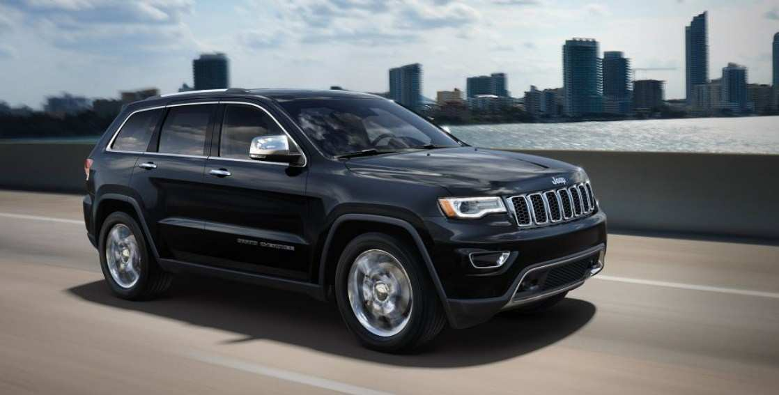 82 The Jeep Grand Cherokee 2020 Concept Release
