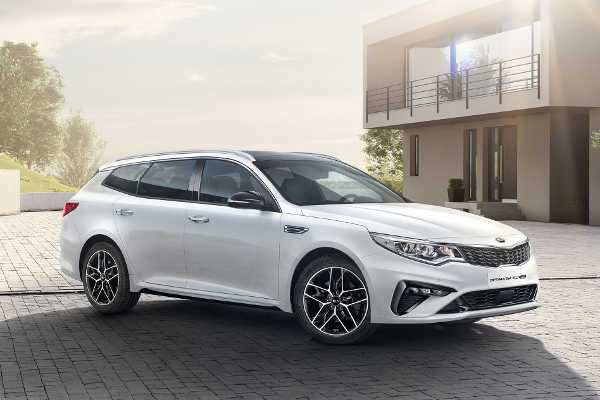 82 The Kia Hybrid 2019 New Concept