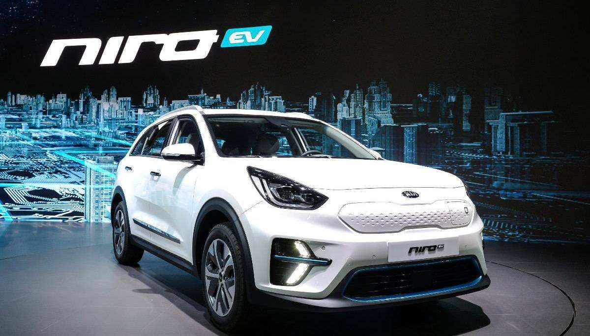 82 The Kia Niro 2019 History