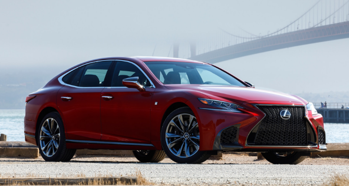 82 The Lexus F Sport 2020 Spesification