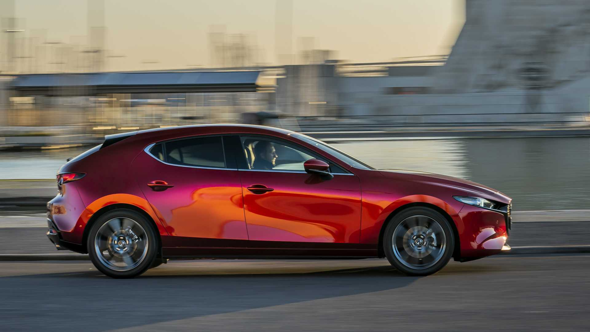 82 The Mazda 3 2019 Lanzamiento First Drive
