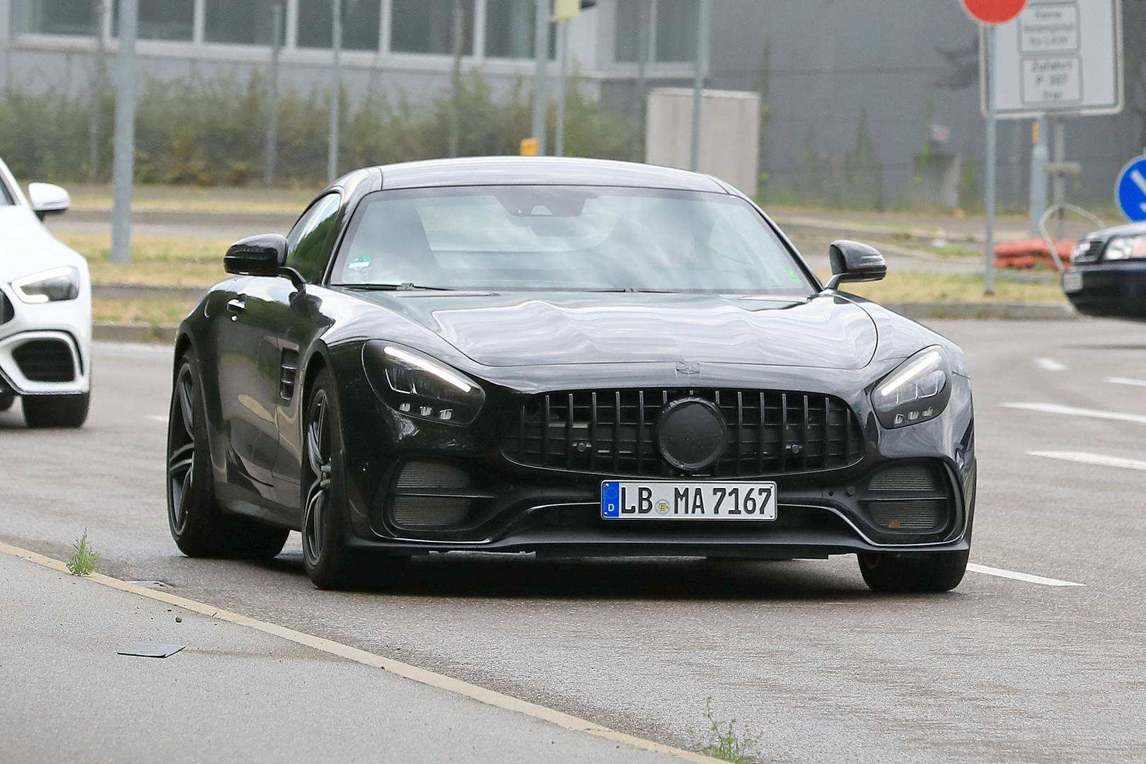 82 The Mercedes Amg Gt 2019 Price And Review