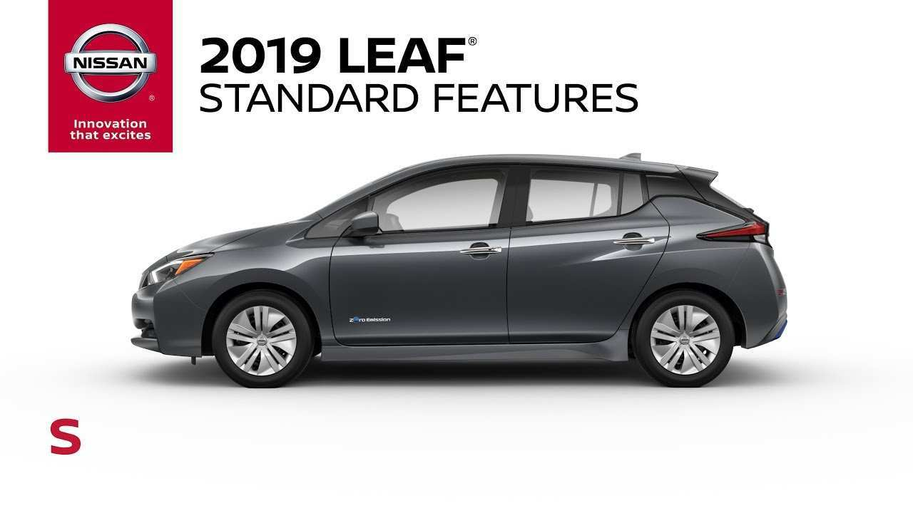 82 The Nissan Leaf 2019 Review Price And Review