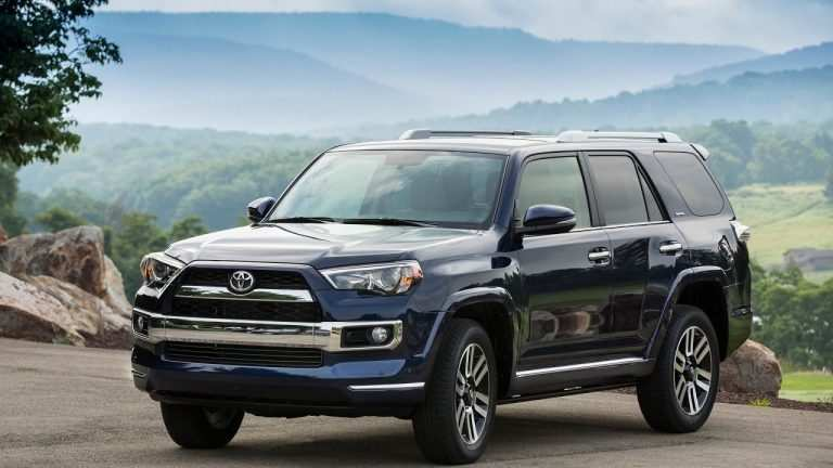 82 The Toyota 2019 Forerunner First Drive