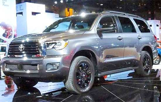 82 The Toyota Sequoia 2019 Redesign Redesign