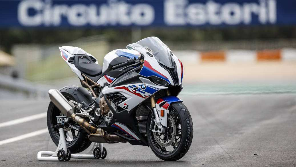 83 A 2019 BMW S1000Rr Engine