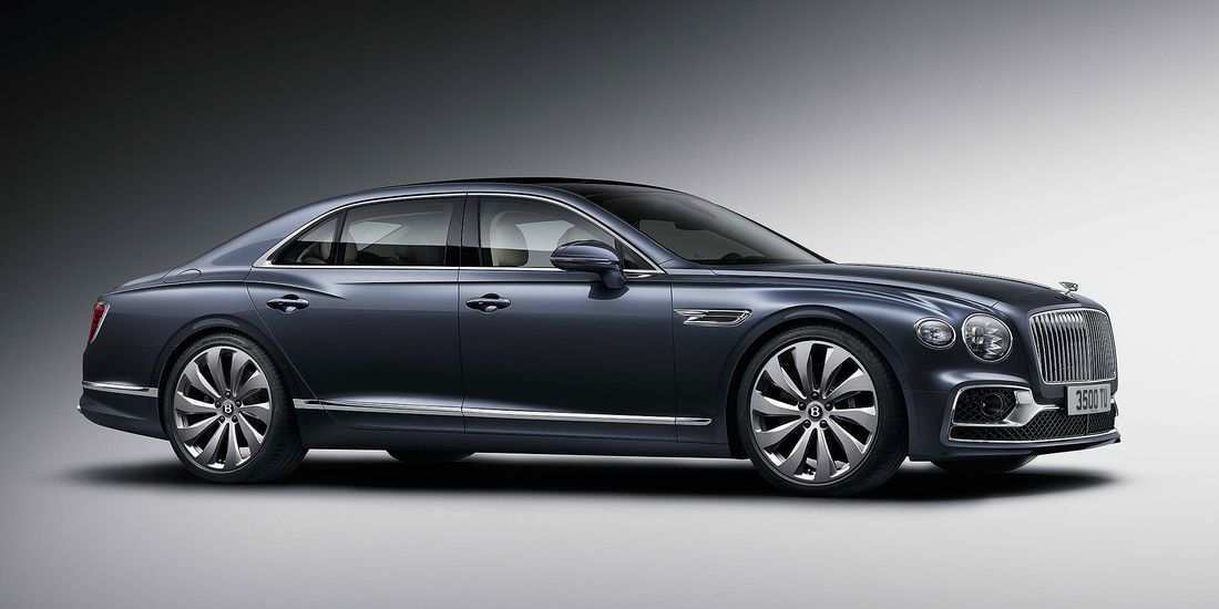 83 A 2019 Bentley Flying Spur Performance And New Engine