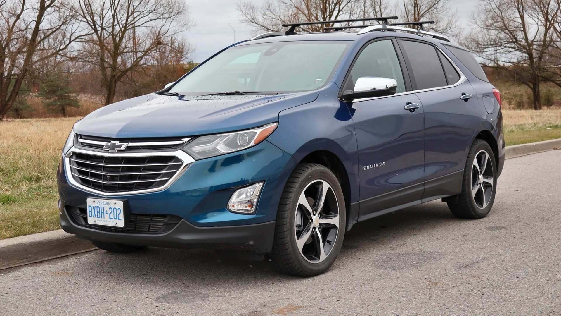 83 A 2019 Chevrolet Equinox Reviews
