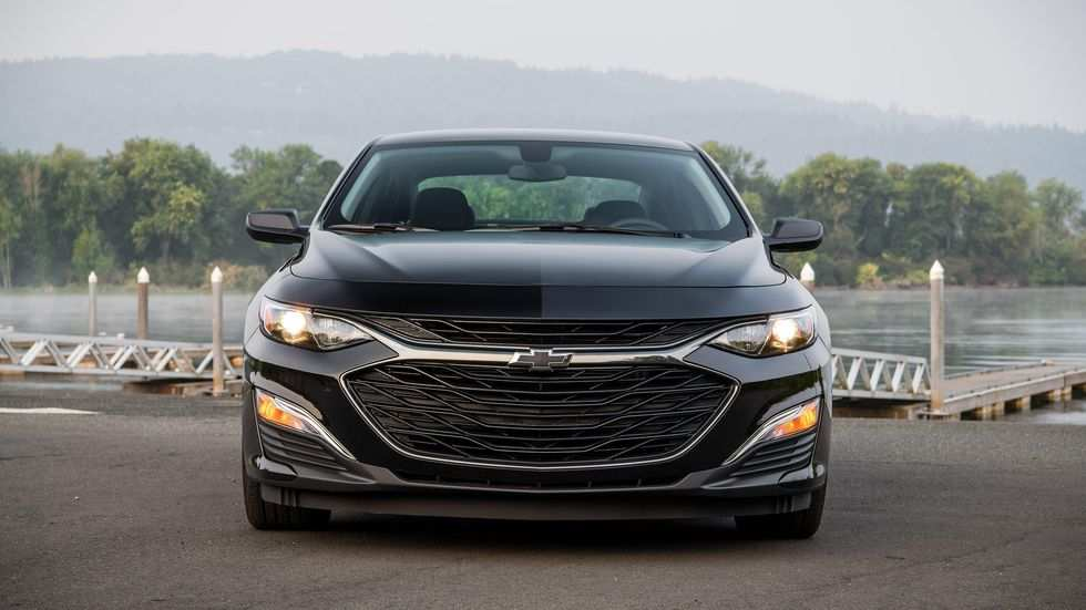 83 A 2019 Chevy Malibu Price And Review